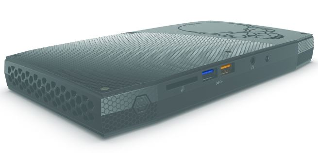 Intel Skull Canyon gaming NUC PC2