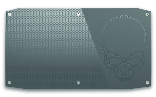 Intel Skull Canyon gaming NUC PC
