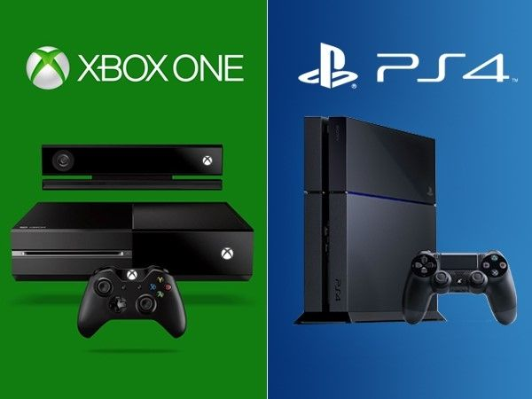 ps4 and xbox