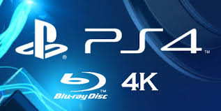 playstation 4 4k