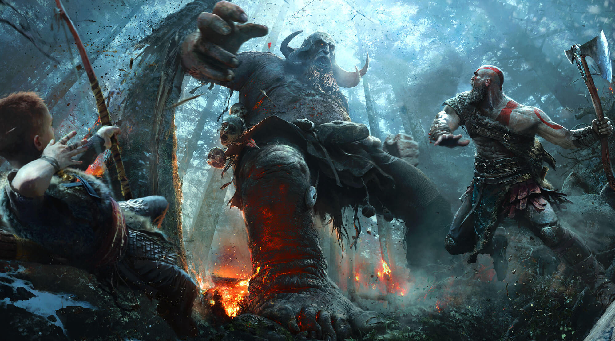 God of War header image